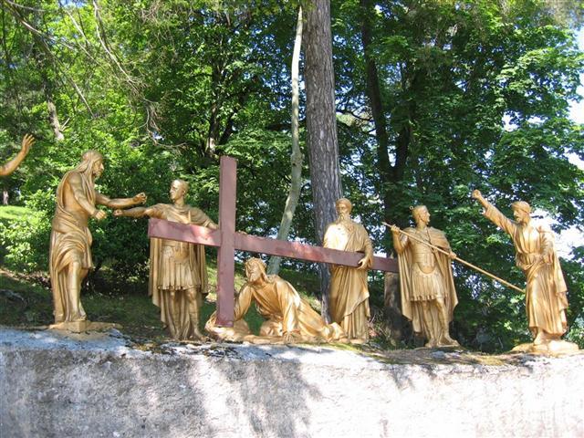 kruis in de tijd van jezus